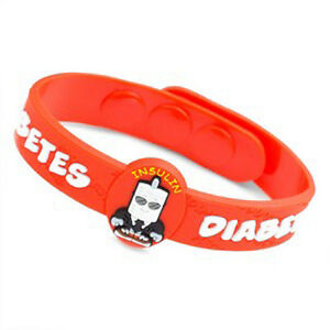 Other Collectible Ads Children Diabetes Bracelet Advertising