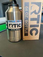 e7d38fcafa9 item 2 RTIC 64 Oz Bottle New Stainless Steel -RTIC 64 Oz Bottle New Stainless  Steel