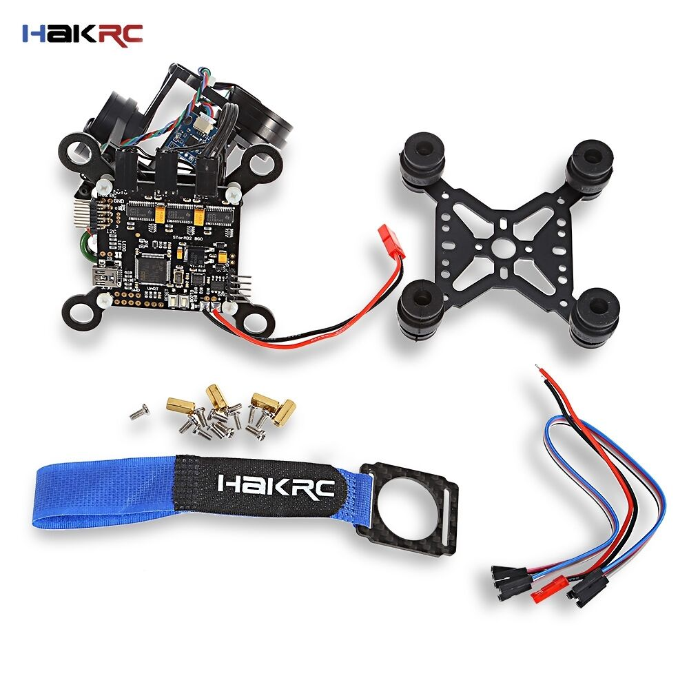 HAKRC Storm32 3Axis Brushless Gimbal Lightweight For Gopro3 For Gopro4 FPV Parts