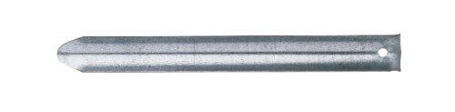 Tenda aringhe sabbia aringhe lamiera di acciaio per pavimenti morbida 30 x 3,4 cm