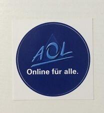 Aufkleber AOL Online Für Alle  (0811143)