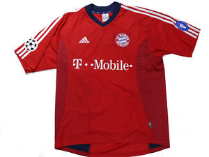 Image is loading NEW-Authentic-Adidas-Bayern-Munich-Germany-Soccer-Jersey- 36972f6bb