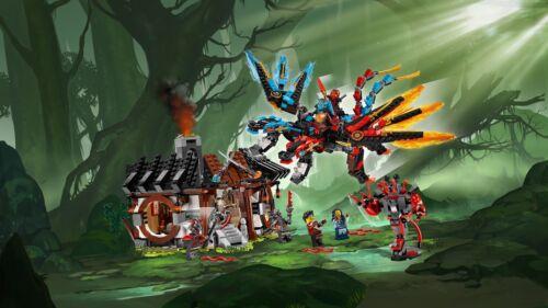 LEGO® NINJAGO™ 70627 Drachenschmiede NEU OVP/_ Dragon/'s Forge NEW MISB NRFB