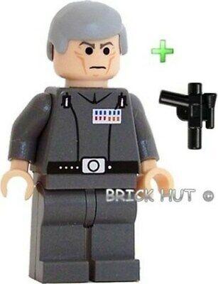 NEW DEATH STAR GRAND MOFF TARKIN FIGURE LEGO STAR WARS GIFT 10188-2006