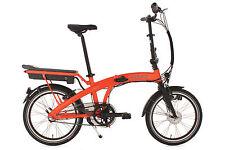 E-Bike Faltrad 20'' ADORE Zero orange 250W Li-Ion 36V/10,4Ah Samsung Zellen 121E