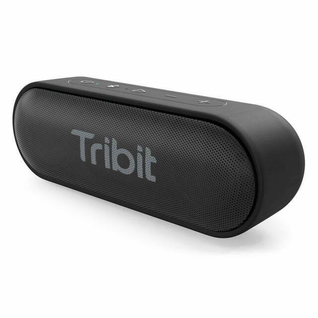 Tribit Xsound Go Bluetooth Speakers 12w Portable Speaker 66ft Range For Sale Online Ebay