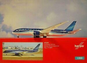 Herpa-Wings-1-500-Boeing-787-8-Azerbaijan-Vp-Bbr-533249-Modellairport-500