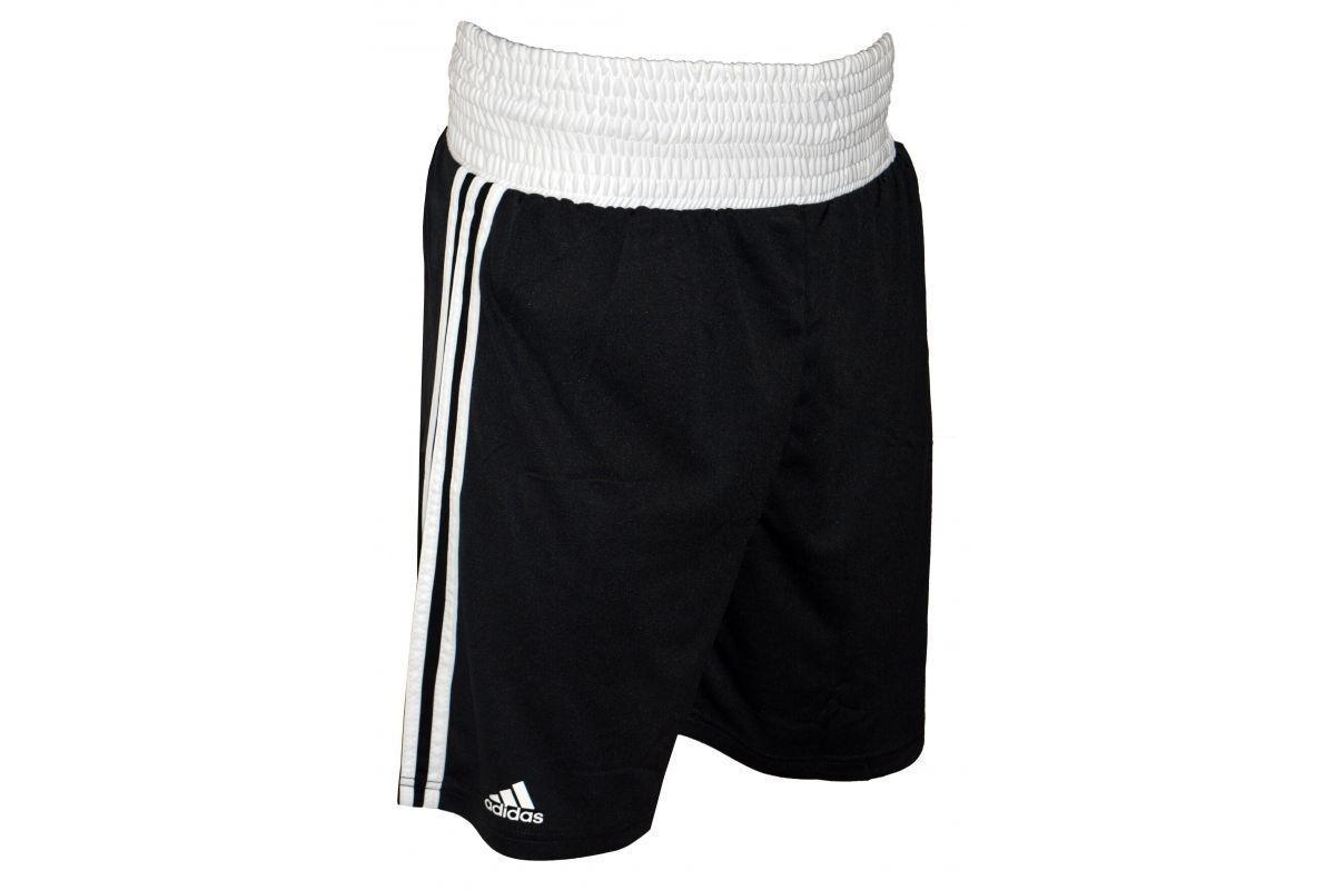 Adidas Boxing Shorts Base Punch Climalite Fekete Férfi ADIBTS02