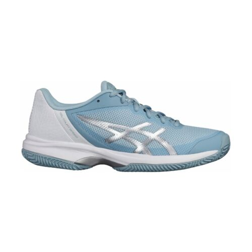 BARGAIN Asics Gel Court Speed Womens Tennis Shoes B 1493 Herringbon