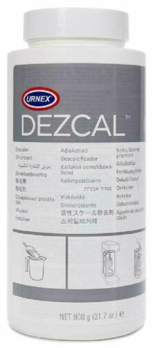 Details about  /Urnex Dezcal Coffee And Espresso Machine Descaler Activated Scale Remover 900G