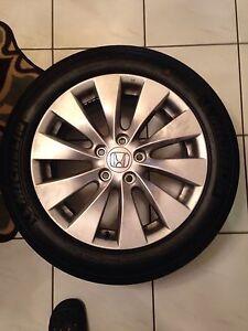 2014 Honda Accord Rims >> 4 Factory 2014 Honda Accord Wheels And Tires | eBay