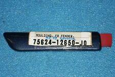 1993-1997 Toyota Corolla Left Front Fender Molding/Trim, O.E.M.-NEW-N.O.S. J0