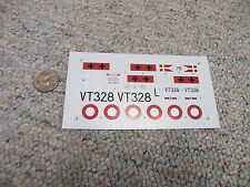 Classic Airframes decals 1/48 Kit#477 Gloster Meteor F.4   My ref - Box 4  Lot 6