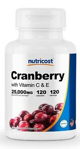 Nutricost-Cranberry-Extract-25-000mg-120-Capsules-With-Vitamin-C-amp-Vitamin-E
