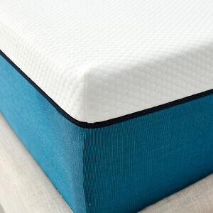 Twin Size Mattress 10 Inch Gel Memory Foam Mattress Bed ...
