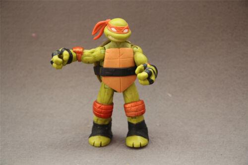 The Teenage Mutant Ninja Turtles loose figures