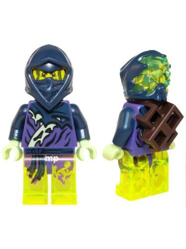 Ghost Warrior Yokai  Minifigure NEW D31 LEGO Ninjago 70736 Ghost Ninja Hackler