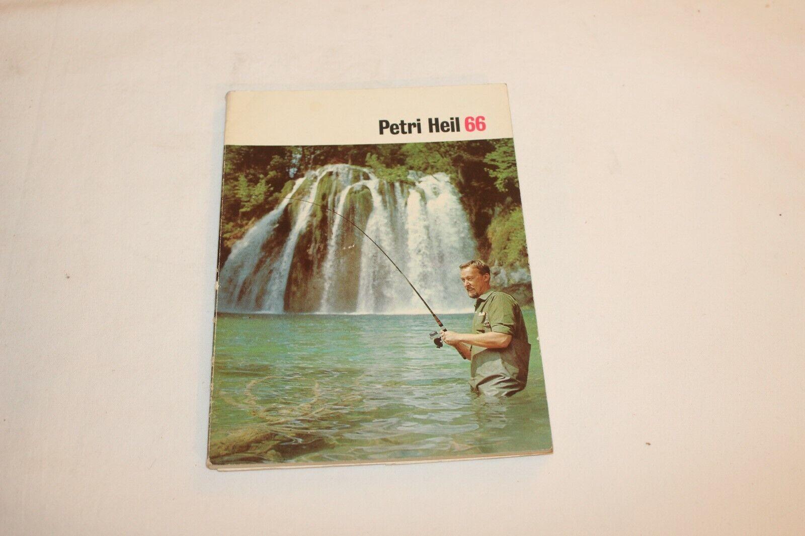 Abu catalogo listino prezzi 1966mit  tedesco