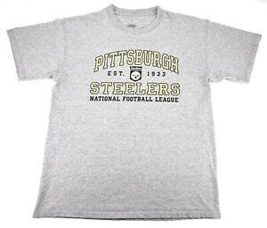 Pittsburgh-Steelers-NFL-Graphic-T-Shirt-Size-Large-L