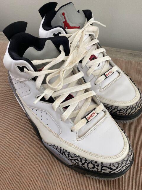 Nike Air Jordan Son Of Mars Low White