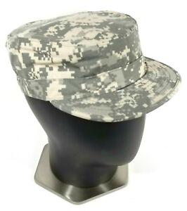 04fcd497fc4 US GI ACU ARMY PATROL CAP HAT UCP DIGITAL CAMO 7 1 4
