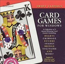 Swift Classics Card Games for Windows [Windows 7]