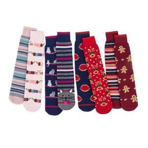 1de58036f92b Image is loading totes-Ladies-Original-Slipper-Socks-Twin-Pack