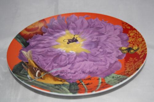 Akzente Impressions Frühstücksteller Päonie pink Wächtersbach Pfingstrose 1.Wahl