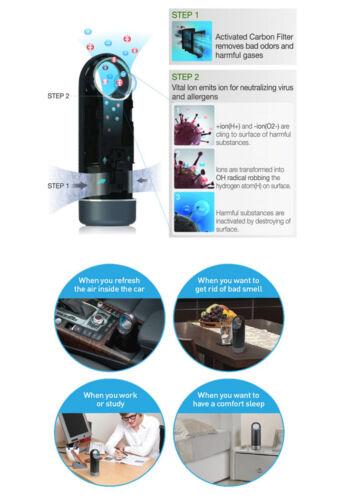 Air Purifier Coway e per ufficio Personal portatile auto Disinfettante xgaUAw6