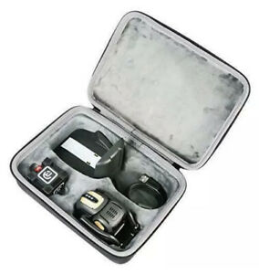co2CREA Hard Travel Carry Case For Cozmo Anki Robot Moulded Lined Black New