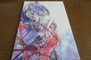 Doujinshi-Transformers-Megatron-X-Optimus-B5-76pages-arukasu-aonoshiki-Equal