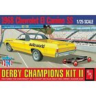 AMT 1968 El Camino (with Bonus Soap Box Derby Car) Model Kit 1018 1/25