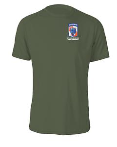 35th Signal Brigade Airborne Cotton Shirt-7989