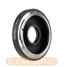 CANON FD Lens to EOS EF Body Mount Adapter 450D 50D 5D 60D 70D