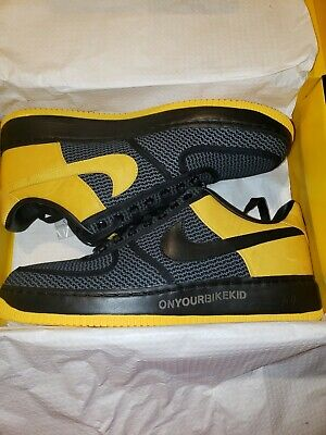NIKE AIR FORCE 1 LOW SUPREME UNDEF LIVESTRONG SUPREME BRAND NEW IN BOX SIZE 11 | eBay