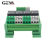4-Channel-Relay-Module-1-SPDT-DIN-Rail-Mount-12V-24V-DCAC-Interface-Relay-Module miniature 2
