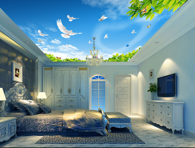 3D Beautiful Sky View 85 Wall Paper Wall Print Decal Wall Deco AJ WALLPAPER