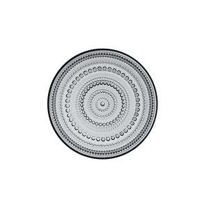 Iittala-Kastehelmi-Teller-grau-17cm-NEU