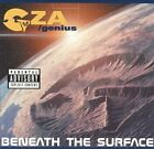 Beneath the Surface [PA] by The Genius/GZA (Rap) (CD, Jun-1999, MCA)