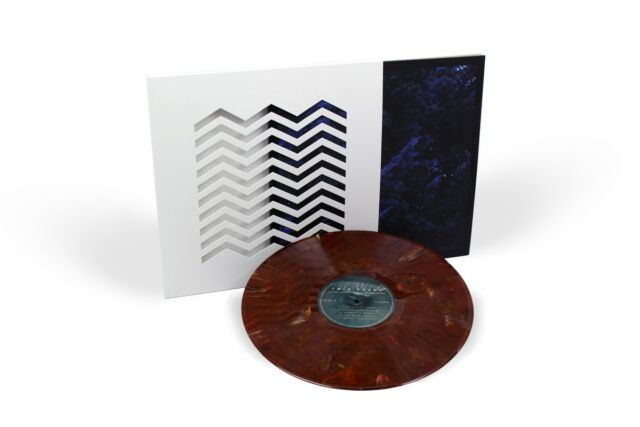 Twin Peaks - Gatefold Coloured Vinyl - Limited Edition - Angelo Badalamenti