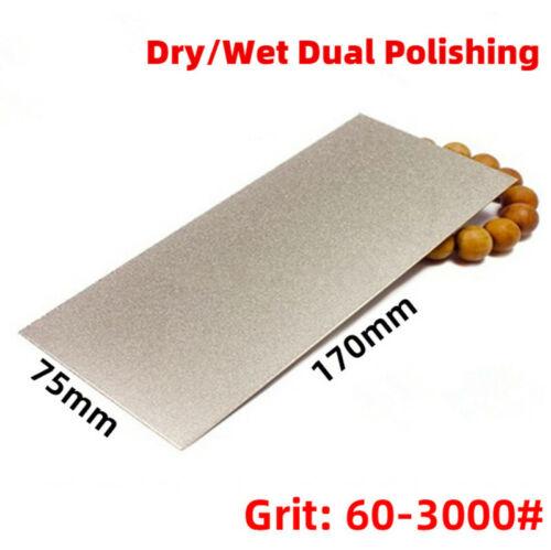 Diamond Grinding Blade Square Flat Sharpeners Carving Stone Whetstone polishing