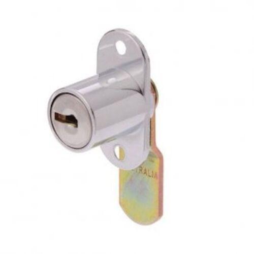 Cabinet Applications-07350327 Lock Focus 20mm Rear Fix Cam Lock-Cupboard,Desk