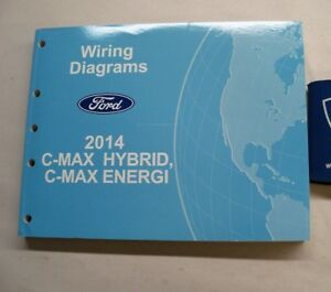 details about 2014 ford c max hybrid c max energi electrical wiring diagrams Electric Motor Wiring Diagram