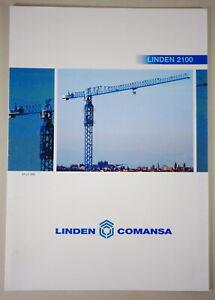 Folleto/Prospecto Linden Series 2100 Impreso 03/2004