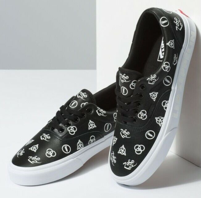 VANS X SHOES - Led Zeppelin ERA Size 10.5 10.5 10.5 Limited 50th Anniversary NEW IN BOX cde2f3