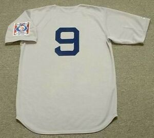 sports shoes 41fb3 0b3b7 Details about TED WILLIAMS Boston Red Sox 1939 Majestic Cooperstown Away  Baseball Jersey