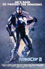 Robocop 2 movie poster - Peter weller - 11 x 17 inches - Robocop poster