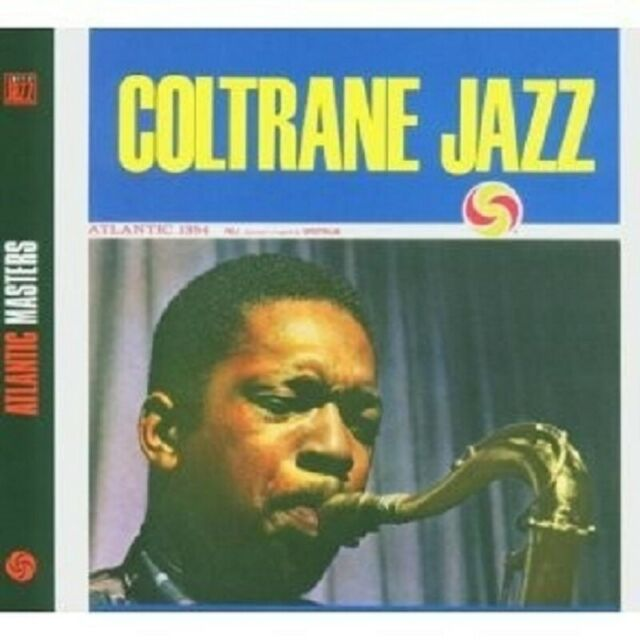 JOHN COLTRANE - COLTRANE JAZZ CD JAZZ 12 TRACKS NEU