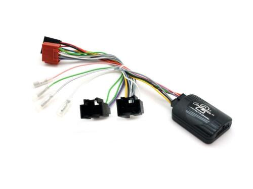 CTSSA001.2 Saab 9.3 2008 on Stalk Steering Control Adaptor