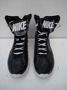 Nike Zoom pelle Diamond ginnastica Uk4 in Hi Scarpe Flx 5 in nera da nere Trainer pelle donna top YI8Xq